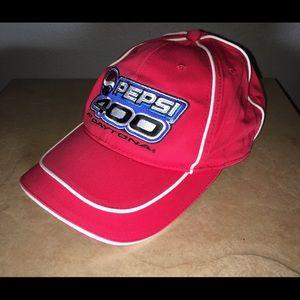 Vintage Pepsi Daytona 400 NASCAR Nextel Hat Cap